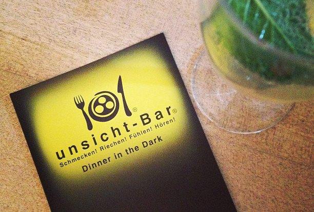 Dinner In The Dark Köln