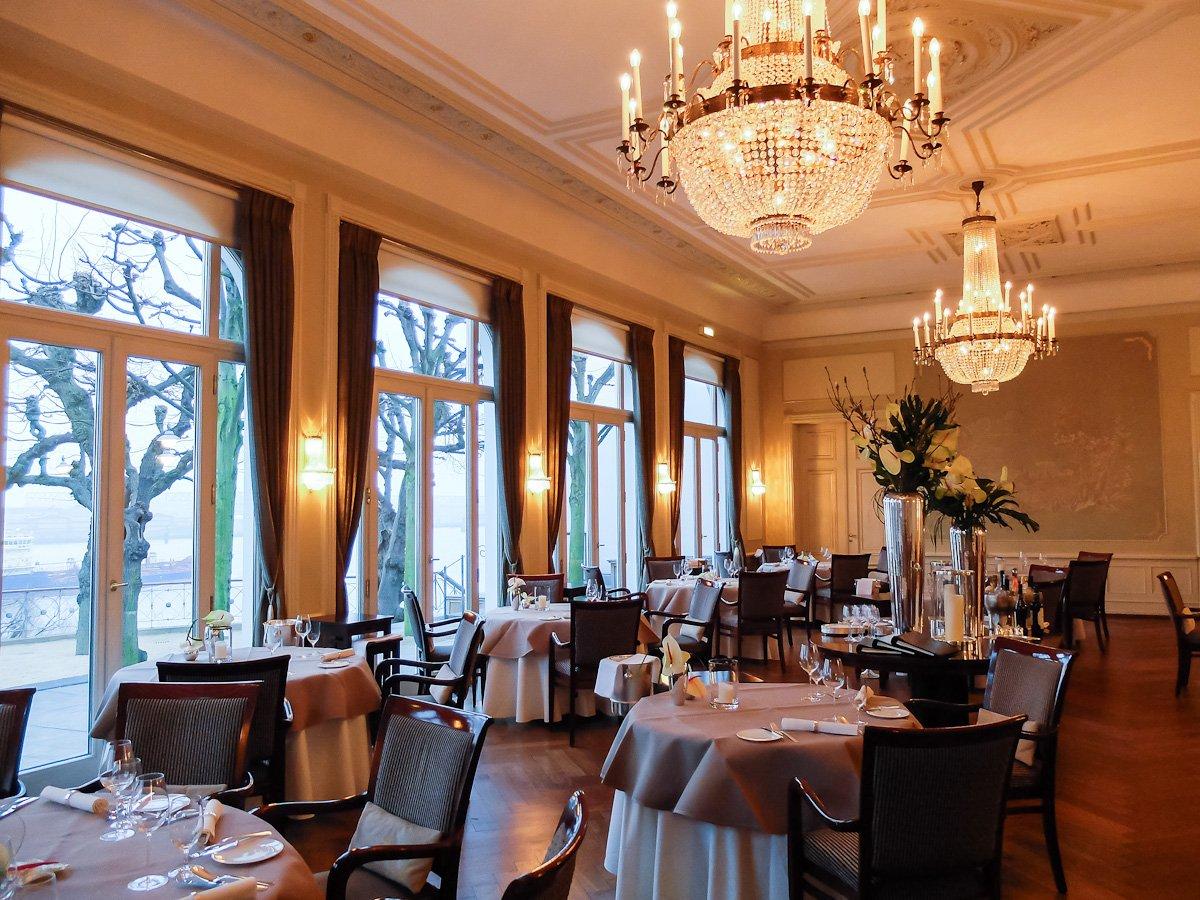 hotel louis c jacob luxus hanseatische romantik feinste kulinarik am hamburger elbufer. Black Bedroom Furniture Sets. Home Design Ideas