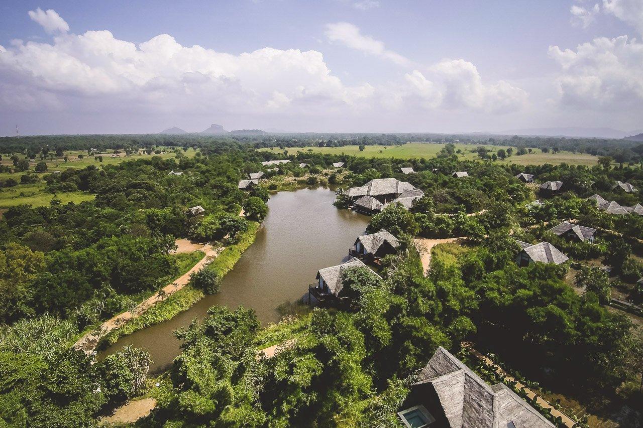 Eco Resort Vil Uyana Sigiriya Sri Lanka Luxury Nature Ayurveda For Nature Lovers Sri